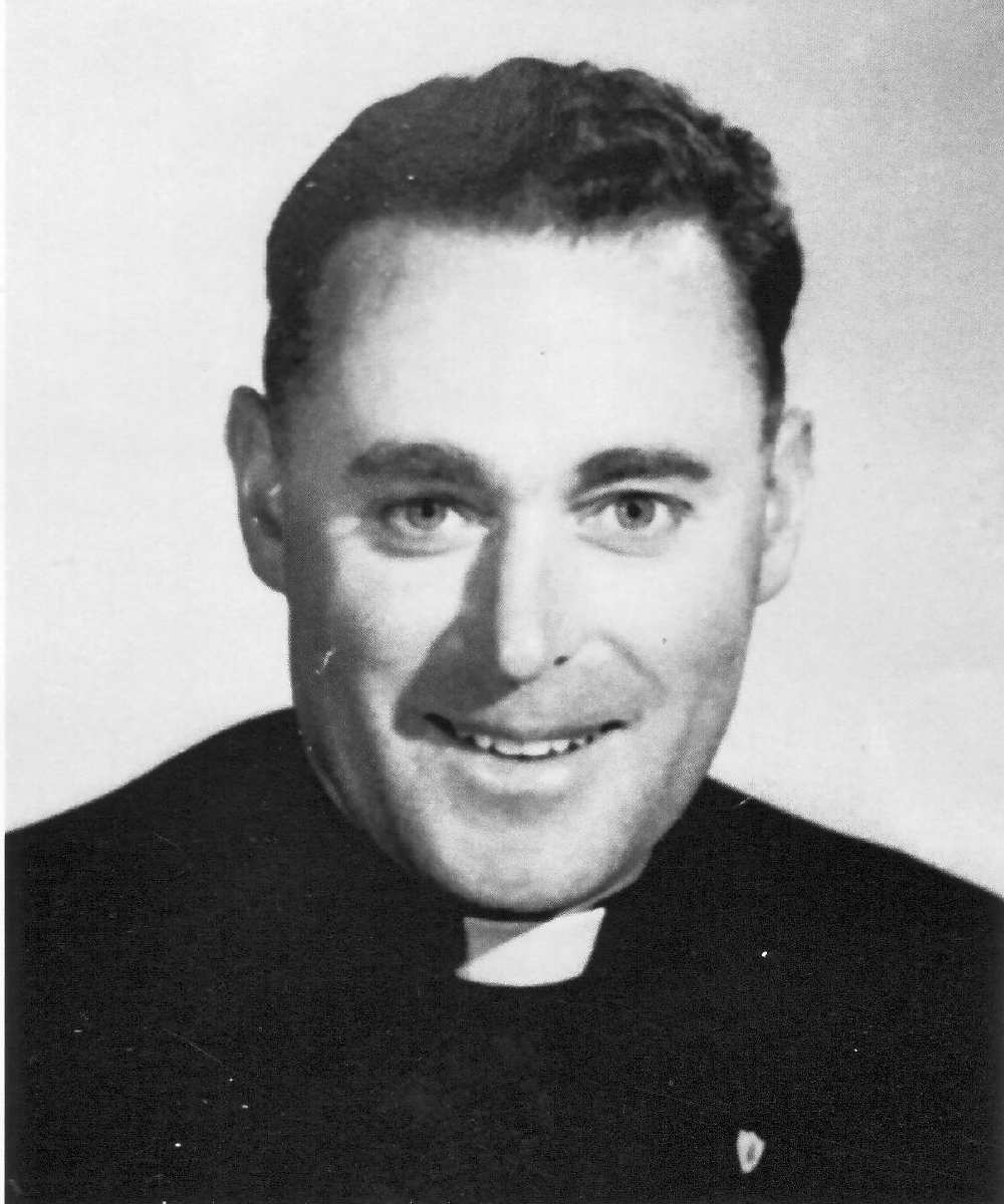 Father Paddy Collinns